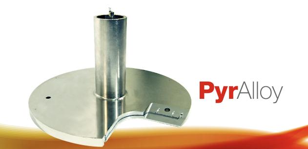 PyrAlloy Uniform Heater Plate