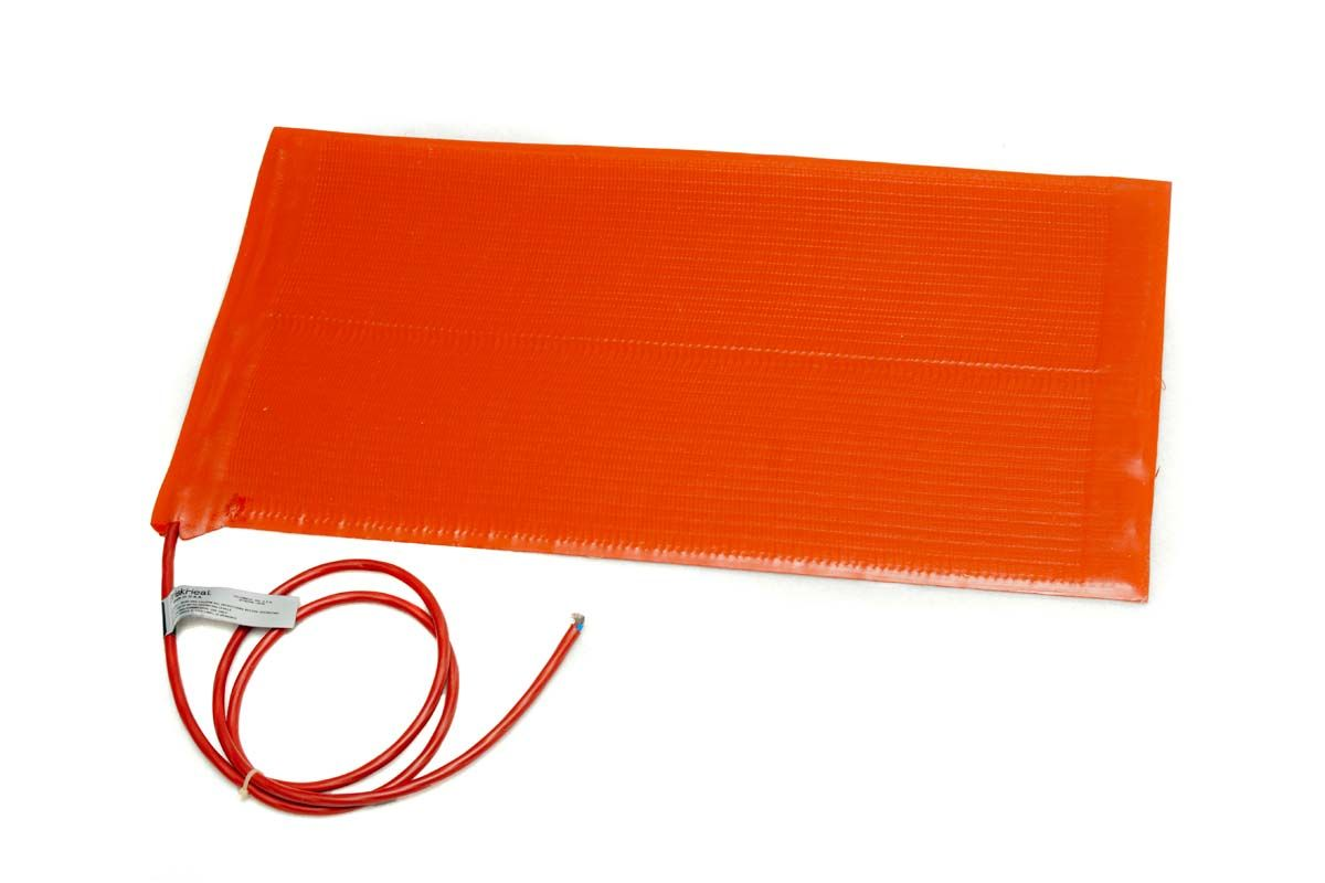 SRP Silicone Rubber Heating Blanket