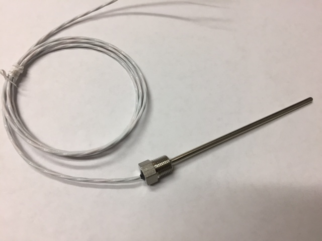 810 Series Immersion RTD Probes