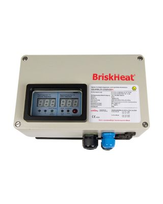 BRISKHEAT ATEX TEMPERATURE CONTROLLER/LIMITER COMBO
