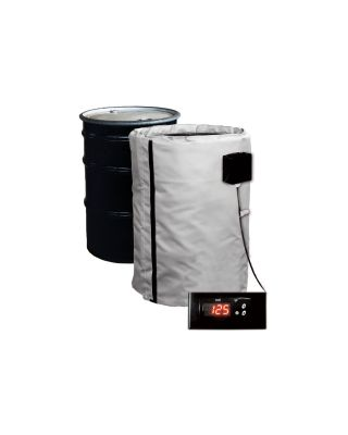 BriskHeat FGDH Full-Coverage Drum Heater For Metal