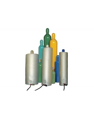 BriskHeat Gas Cylinder Warmer - Class I, Division 1 (HCW Series)