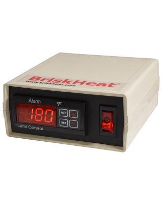 BRISKHEAT BriskHeat HL101 DIGITAL TEMPERATURE LIMIT CONTROLLER