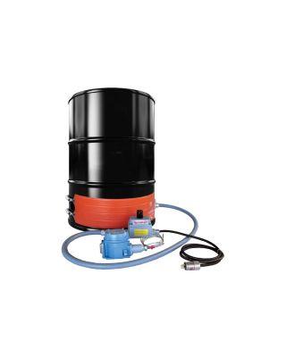 Briskheat Hazardous-Area Rated Drum Heater