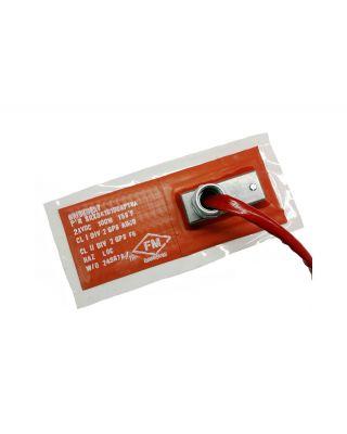 Briskheat BriskHeat SRX Hazardous-Area Rated Silicone Rubber Heating Blankets with PSA For Metal T3