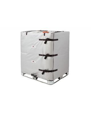 Briskheat TOTE Wrap-around Tote Tank / Intermediate Bulk Container (IBC) Heater
