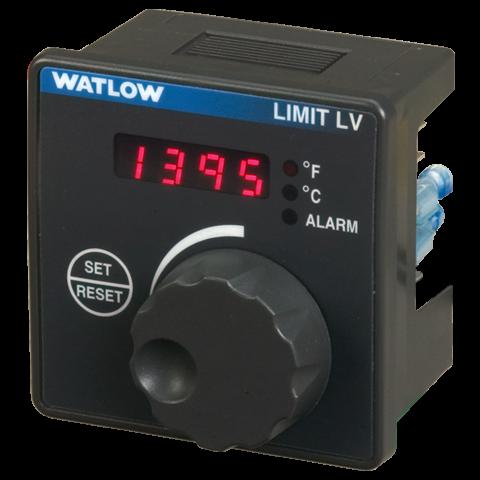 Watlow LV Series Simple Limit Controller