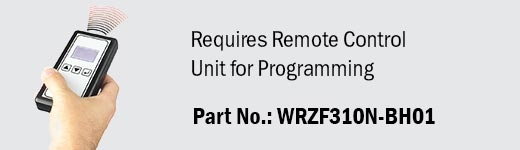 Remote Control Unit for Programming