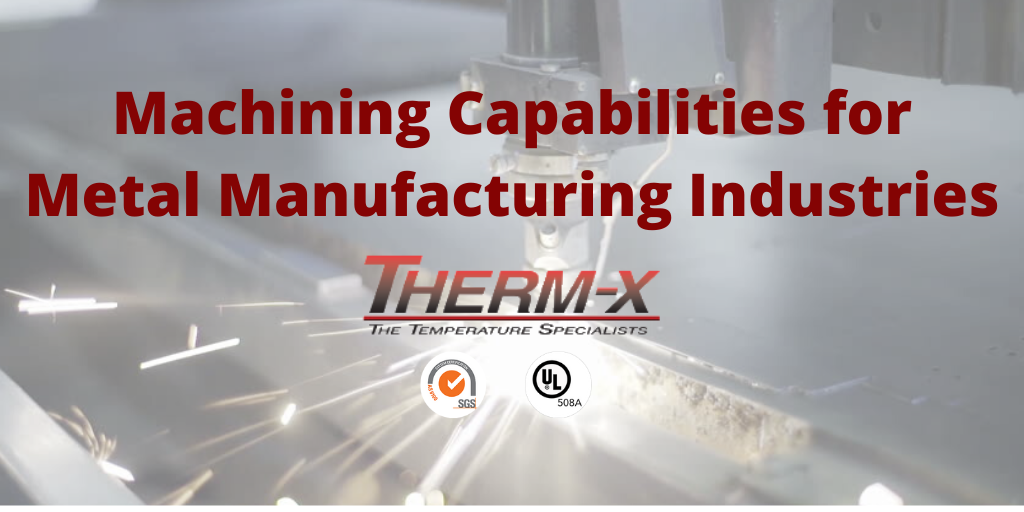 Know About Machining Capabilities of Metal Manufacturing Services