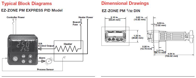 Watlow Temperature Controller Wiring Diagram on