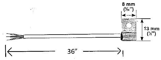 830 series surface mount rtd