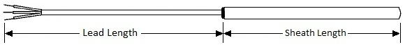 sp series rtd probe