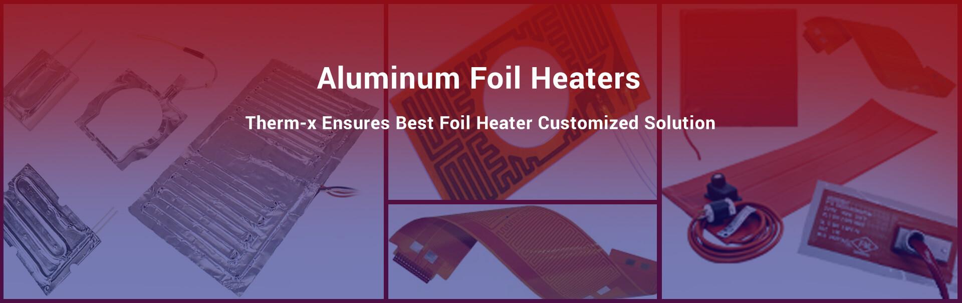 Aluminum Foil Heaters