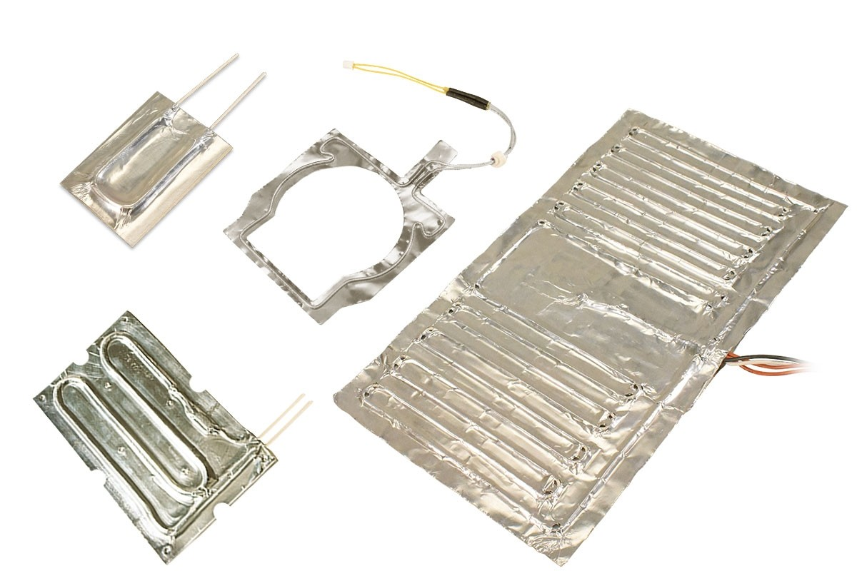 Customized Flexible Heaters Cartridge Heater Silicone