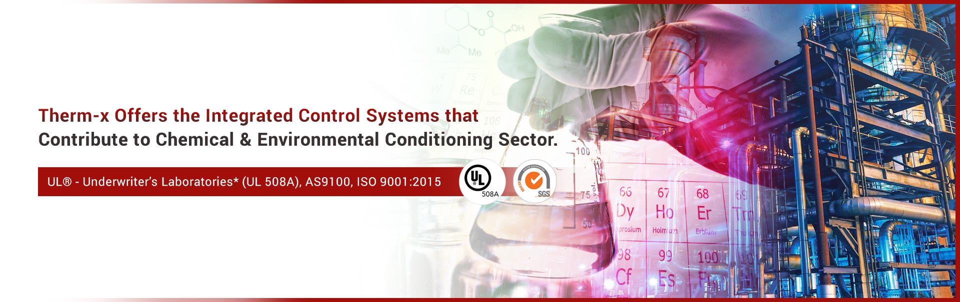 Chemical or Enviormental Conditoning